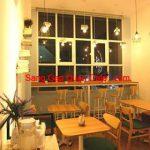 Sang quán cafe sách