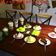 Sang quán Cafe & tiệm Bánh tại Quận 10