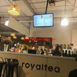 sang lại cửa hàng royal tea