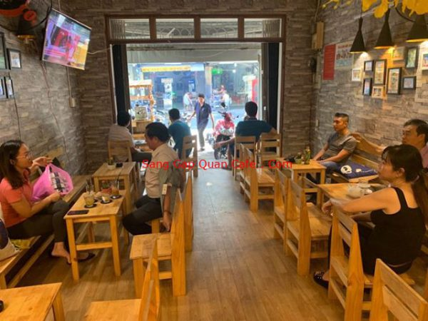 sang quán cafe quận tân bình