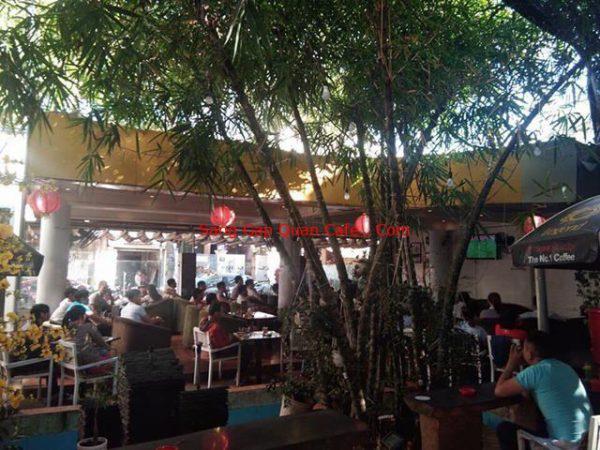 Sang quán cafe buôn mê thuộc