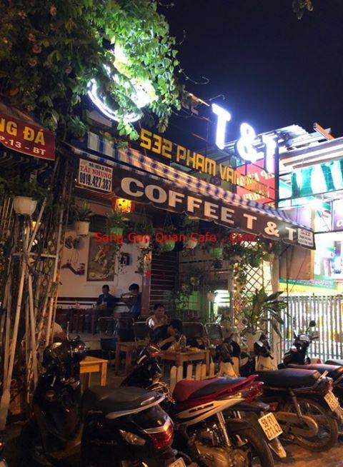 sang quán cafe phạm văn đồng