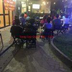 sang quán cafe milano chung cư quận 12