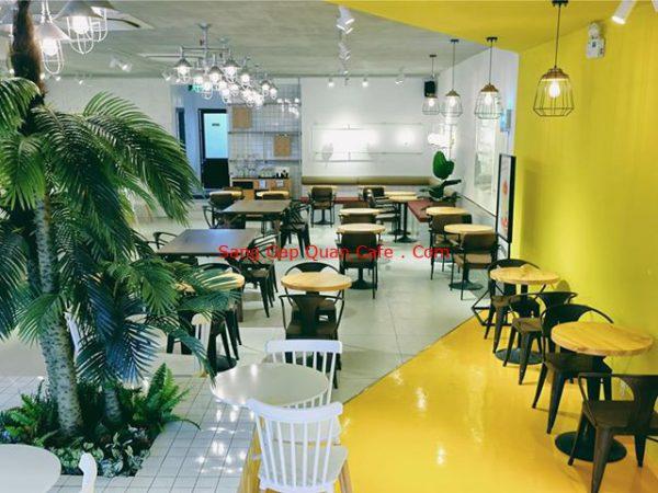sang quán cafe tại trung tâm Biên Hòa