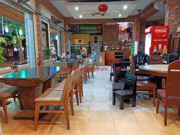 sang quán cafe điểm tâm, Bình Trị Đông B quận bình tân