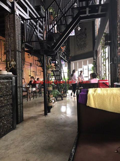 Sang Cafe Máy Lanh – Cơm VP, KDC Cao Cấp Chánh Nghĩa , Thủ Dầu 1 , Bình Dương
