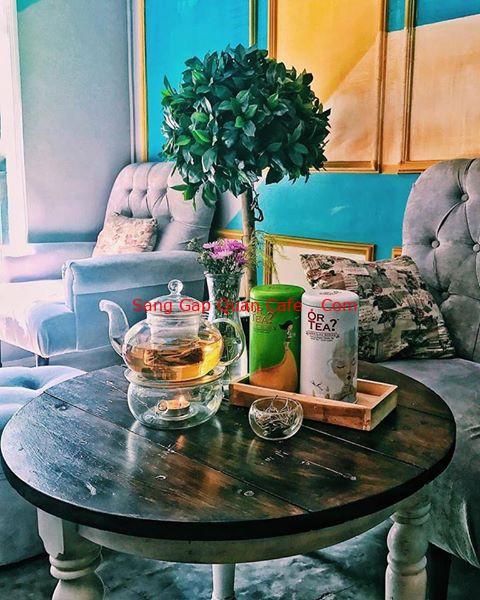sang quán cafe trà chiều quận 1