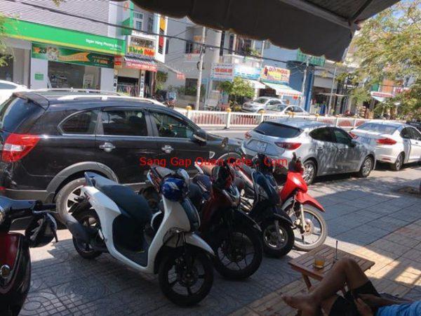 Sang quán cafe và trà sữa đường 30/4 tại Vũ Tàu