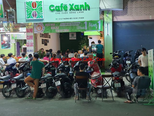 Sang Quán cafe quận 11 Lý Thường Kiệt, giáp Tân Bình