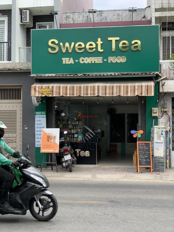 sang quán cafe trà sữa quận bình thạnh giáp gò vấp