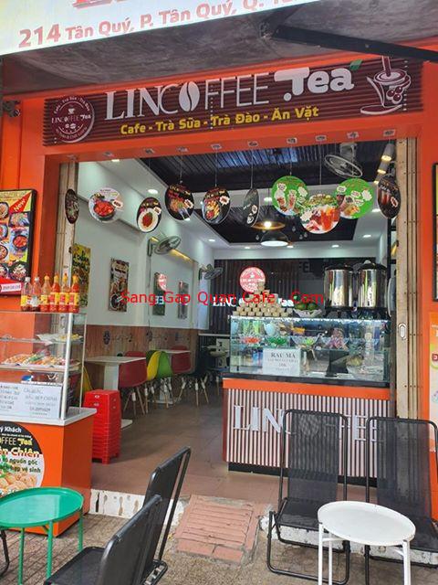 Sang quán cafe tân kỳ tân quý quận tân phú