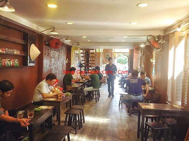 sang quán cafe quận 1