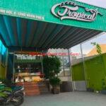 Sang quán cafe tại quận Tân Phú