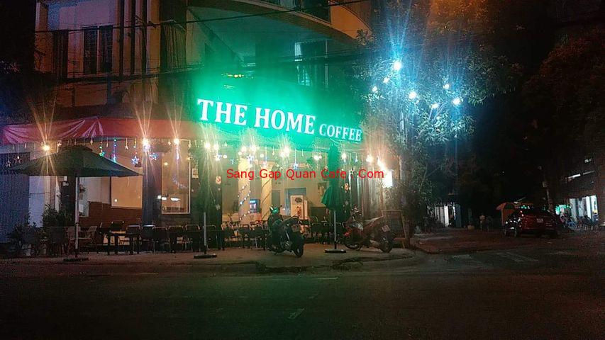 Sang quán Cafe mặt bằng đẹp tại 43-45 Võ Công Tồn, Tân Phú.
