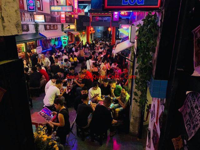 Sang quán cafe ở Cam Ranh - Khánh Hòa